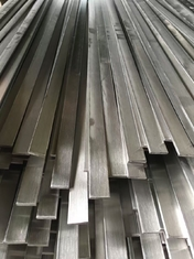 Narrow Strip Stainless Steel Profiles Flat Square Round Bar Half Rounds Industrial