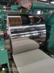 EN 1.4122 DIN X39CrMo17-1 Martensitic Stainless Steel sheet , strip and coil Cold Rolled Annealed