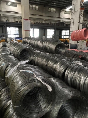 431 Stainless Steel Wire Cold Drawn In Coil Or Cut Lengths Straightened Round Bar