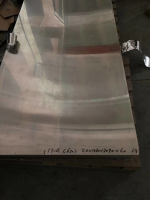 17-4PH 630 1.4542 Cold Rolled Stainless Steel Sheet Thickness 2.0mm
